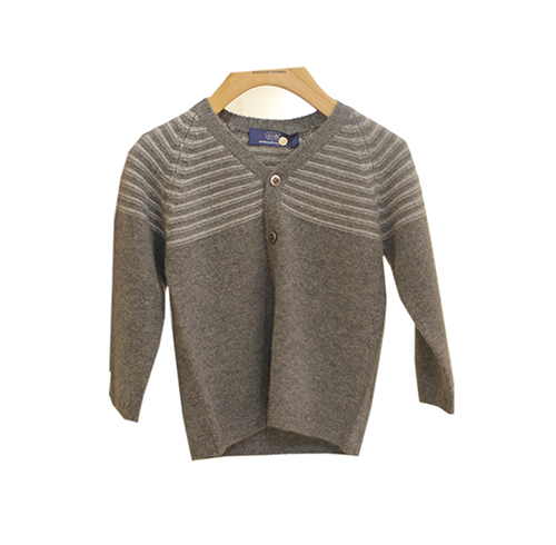 Kid's cashmere shirt